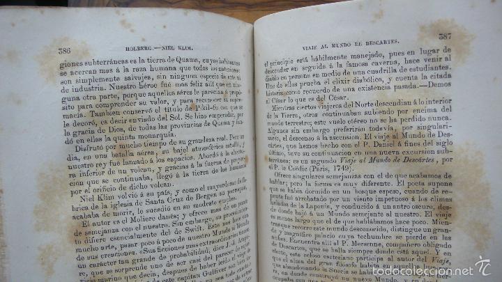 Libros antiguos: 2 OBRAS DE FLAMMARION: LA PLURALIDAD DE MUNDOS HABITADOS Y LOS MUNDOS IMAGINARIOS, 1873. - Foto 8 - 56817719