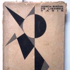 Libros antiguos: ALGUNAS HORAS EN EL CIELO 1930 ABATE MOREUX. TRADUCCION RAMON PASTOR Y MENDIVIL. Lote 57383350