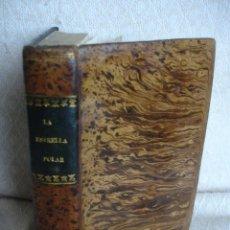 Libros antiguos: LA ESTRELLA POLAR. SEGUNDO VIAJE DEL PEREGRINO. Lote 57795234