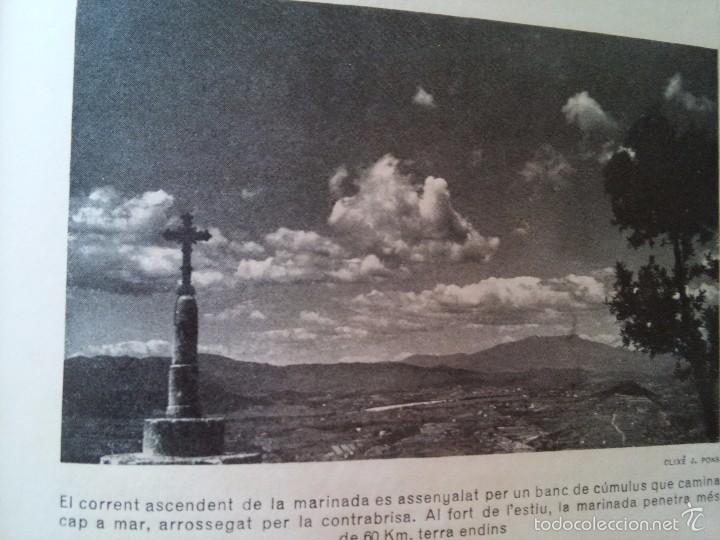 Libros antiguos: EL CEL DE CATALUNYA - ANY. 1935 - ATENEU BARCELONÈS - EDUARD FONTSERÈ - Foto 10 - 58133830