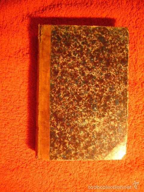 Libros antiguos: M. BABINET: - ETUDES SUR LES SCIENCES DOBSERVATION ET LEURS APPLICATIONS (VOL. 2) - (PARIS, 1856) - Foto 3 - 59827420