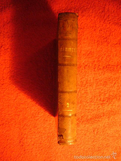 Libros antiguos: M. BABINET: - ETUDES SUR LES SCIENCES DOBSERVATION ET LEURS APPLICATIONS (VOL. 2) - (PARIS, 1856) - Foto 4 - 59827420