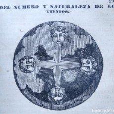 Libros antiguos: LIBRO ANTIGUO-LUNARIO Y PRONOSTICO PERPETUO- AÑO 1849,TEMA ASTROLOGIA.ASTRONOMIA,MAREAS,SOL,PLANETAS. Lote 61487654
