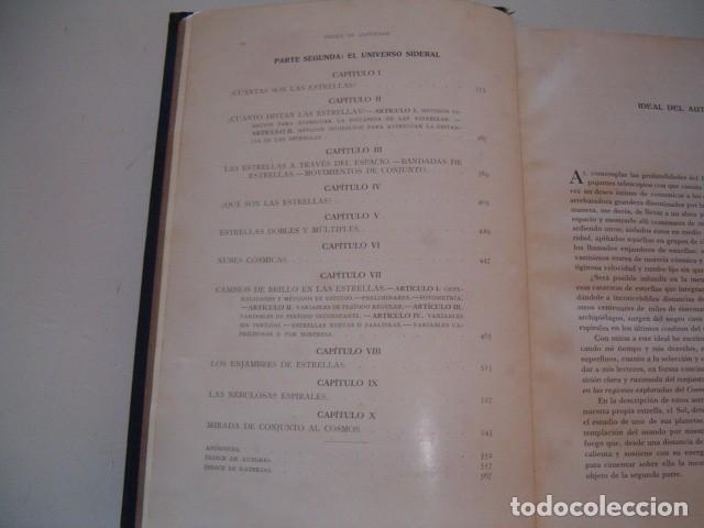 Libros antiguos: LUIS RODÉS, S. J. El Firmamento. RM77277. - Foto 4 - 64767191