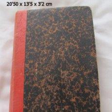Libros antiguos: FLAMMARION LAS TIERRAS DEL CIELO 1877. Lote 66023930
