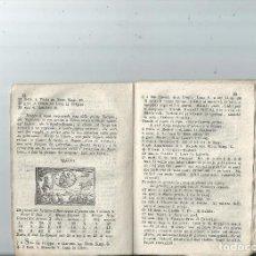 Libros antiguos: 1852 ASTRONOMÍA ASTROLOGÍA CÁBALA - MOTI CELESTI O SIANO PIANETI SFERICI - BARBANEGRA. Lote 173093762
