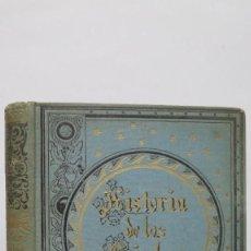 Libros antiguos: HISTORIA DE LOS CIELOS. TRATADO POPULAR DE ASTRONOMIA. ROBERTO STAWELL BALL. Lote 68027565