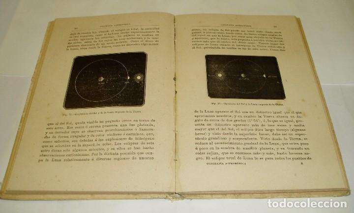 Libros antiguos: GEOGRAFÍA ASTRONÓMICA SATURNINO CALLEJA 1896 de VÉLEZ DE ARAGÓN SATURNINO CALLEJA 1896 - Foto 4 - 71393619