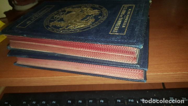 Libros antiguos: Les meteores de margolle y eclairs et tonnerre de fonvielle, hachette, paris 1875 y 1874 - Foto 3 - 71444883