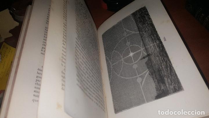 Libros antiguos: Les meteores de margolle y eclairs et tonnerre de fonvielle, hachette, paris 1875 y 1874 - Foto 6 - 71444883