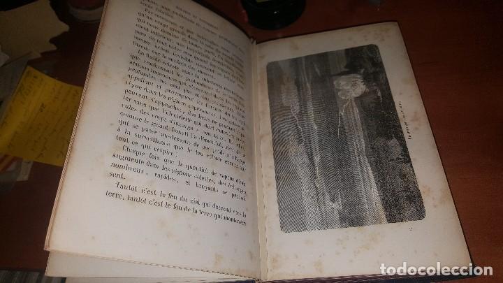 Libros antiguos: Les meteores de margolle y eclairs et tonnerre de fonvielle, hachette, paris 1875 y 1874 - Foto 9 - 71444883