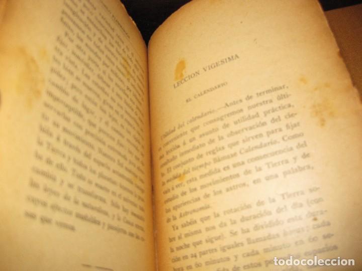 Libros antiguos: antiguo libro astronomia popular . c. Flammarion , tomo II . grabados ed f, granada años 20? - Foto 6 - 75739323