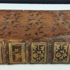 Libros antiguos: HISTOIRE DU CIEL. TOMO SECOND. VV. AA. EDIT. FRERES ESTIENNE. 1771.. Lote 79303361