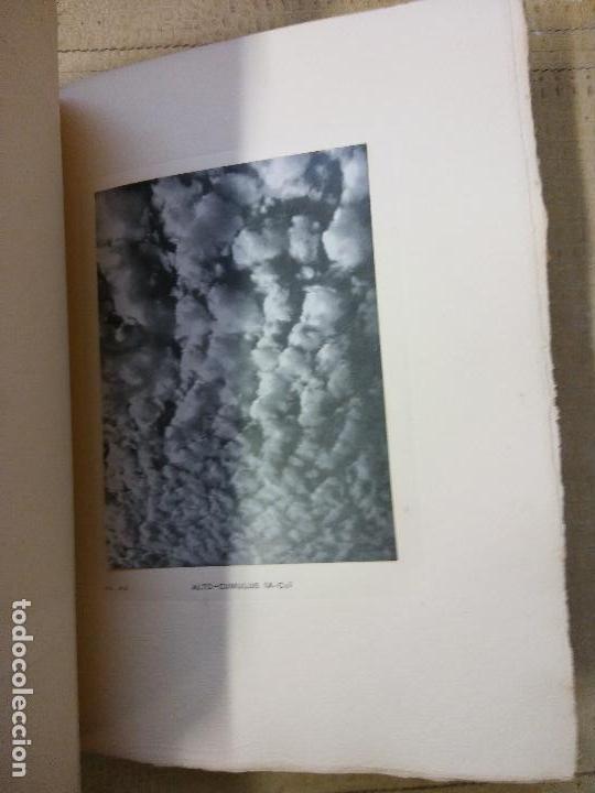 Libros antiguos: HOS. ATLAS ELEMENTAL DE NUVOLS. EDUARDO FONTSERE. GUSTAU GILI. 1925. COMPLETO. EJEMPLAR 28 - Foto 6 - 81801764