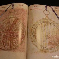 Libros antiguos: LIBROS DEL SABER DE ASTRONOMÍA DE ALFONSO X (2 VOL). EDICIÓN ÚNICA, LIMITADA. AGOTADA. EBRISA.. Lote 73808703