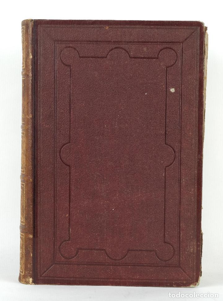 Libros antiguos: Le ciel, notions d'astronomie-Amédée Guillemin-Librairie de L.Hachette et Cie, Paris 1864 - Foto 2 - 89433652