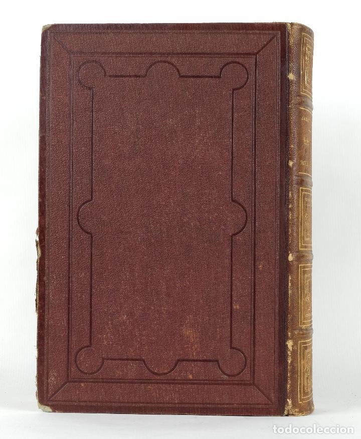 Libros antiguos: Le ciel, notions d'astronomie-Amédée Guillemin-Librairie de L.Hachette et Cie, Paris 1864 - Foto 3 - 89433652
