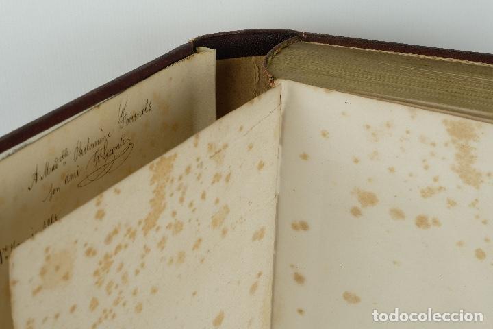 Libros antiguos: Le ciel, notions d'astronomie-Amédée Guillemin-Librairie de L.Hachette et Cie, Paris 1864 - Foto 7 - 89433652