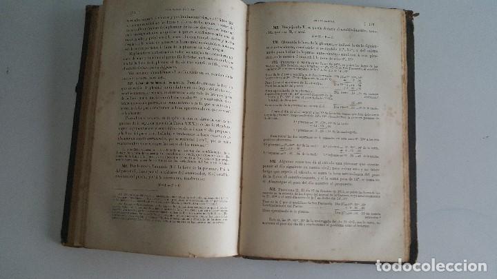 Libros antiguos: CURSO DE ASTRONOMIA NAUTICA Y NAVEGACION - TOMO I - 1880- F. FERNANDEZ FONTECHA - Foto 6 - 91027680