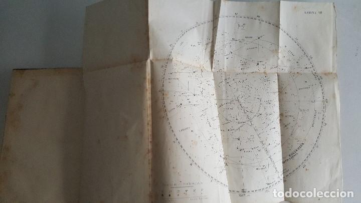 Libros antiguos: CURSO DE ASTRONOMIA NAUTICA Y NAVEGACION - TOMO I - 1880- F. FERNANDEZ FONTECHA - Foto 7 - 91027680
