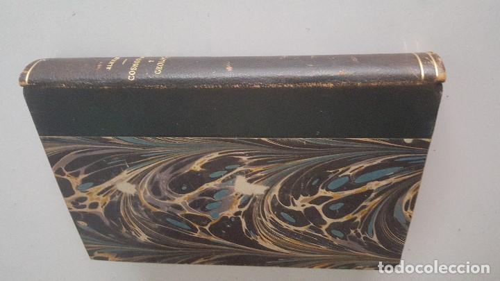 Libros antiguos: COSMOGONIA Y GEOLOGIA-JAIME ALMERA PBRO - Foto 3 - 91027740