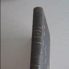 Libros antiguos: CURSO DE ASTRONOMIA NAUTICA Y NAVEGACION - TOMO I - 1880- F. FERNANDEZ FONTECHA. Lote 91027680