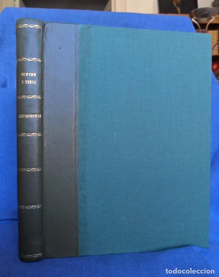 ASTRONOMÍA AMATEUR JACK NEWTON PHILIP TEECE. (Libros Antiguos, Raros y Curiosos - Ciencias, Manuales y Oficios - Astronomía)