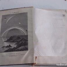 Libros antiguos: 1873 - FLAMMARION - LOS MUNDOS IMAGINARIOS Y LOS MUNDOS REALES - SOBRE LOS HABITANTES DE LOS ASTROS. Lote 92003165