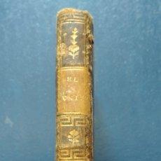 Libros antiguos: LIBRO EL UNIVERSO ENIGMATICO 1786.. Lote 94530754