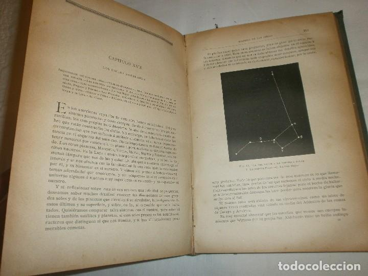 Libros antiguos: LA HISTORIA DE LOS CIELOS- TRATADO POPULAR DE ASTRONOMÍA POR ROBERTO STAWELL BALL - Foto 5 - 99782979