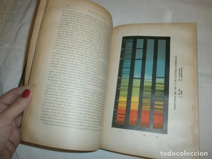 Libros antiguos: LA HISTORIA DE LOS CIELOS- TRATADO POPULAR DE ASTRONOMÍA POR ROBERTO STAWELL BALL - Foto 6 - 99782979