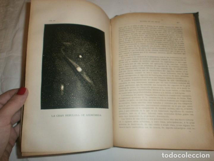 Libros antiguos: LA HISTORIA DE LOS CIELOS- TRATADO POPULAR DE ASTRONOMÍA POR ROBERTO STAWELL BALL - Foto 7 - 99782979