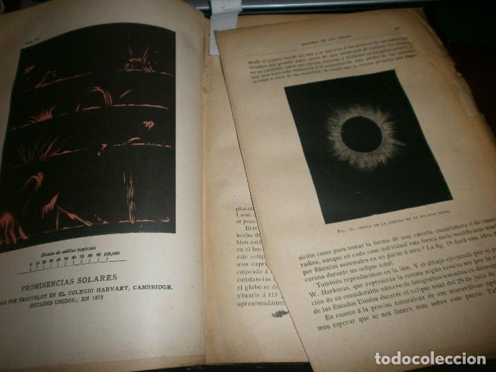 Libros antiguos: LA HISTORIA DE LOS CIELOS- TRATADO POPULAR DE ASTRONOMÍA POR ROBERTO STAWELL BALL - Foto 9 - 99782979