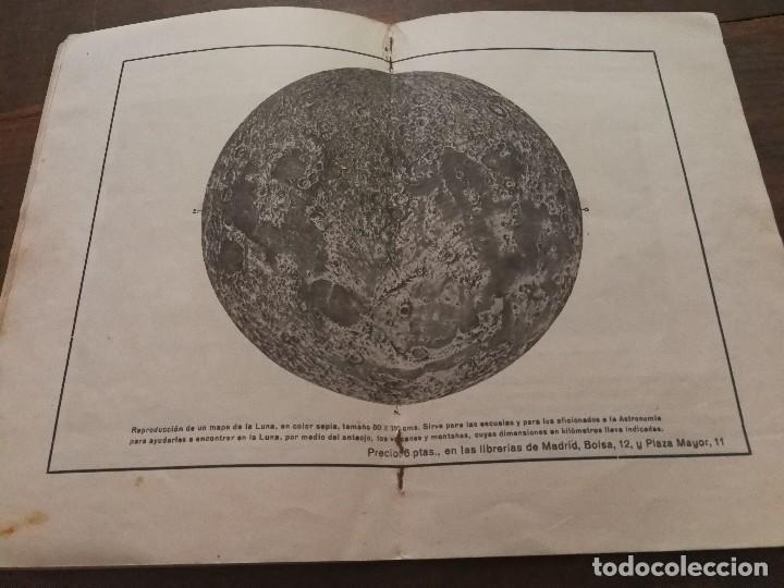 Libros antiguos: LAS DIVERSIONES DEL CIELO - S.S.L PBRO. MADRID, 1932.ASTRONOMÍA. - Foto 5 - 100980063