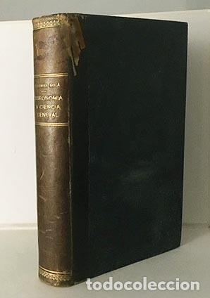 Libros antiguos: Astronomía y Ciencia General (Comas 1907) Astronomía, Sismología, Ciencia, Crisis de la Materia, Etc - Foto 2 - 104044327