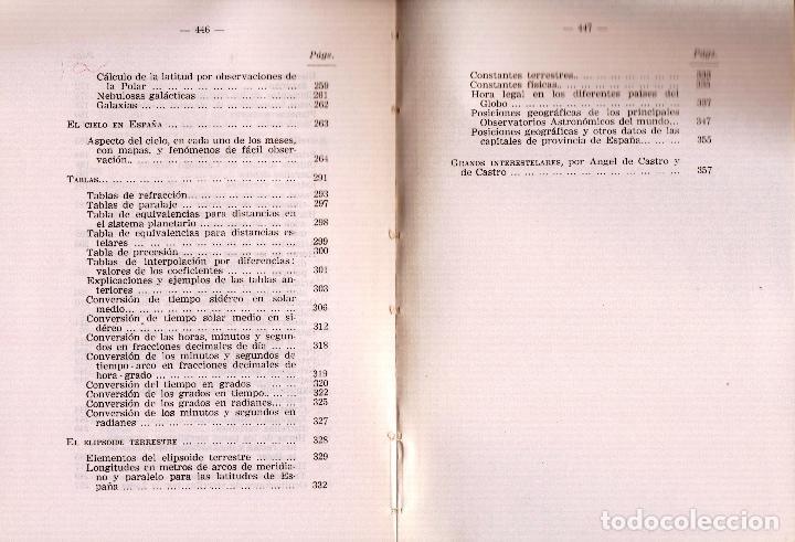 Libros antiguos: ANUARIO DEL OBSERVATORIO ASTRONÓMICO DE MADRID PARA 1980 - Foto 4 - 104553027