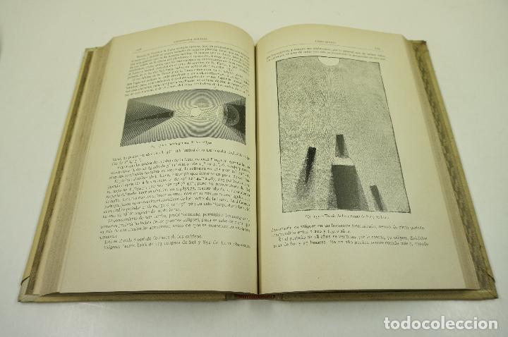 Libros antiguos: astronomia popular, descripcion general del cielo, 2 tomos, 1901, barcelona. 17x24,5cm - Foto 3 - 104597599