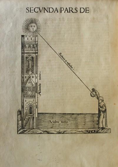 Libros antiguos: CALENDARIUM ROMANUM MAGNUM, CAESAREAE MAIESTATI DICATUM. - STÖFFLER, Johann. 1518. - Foto 2 - 109024111
