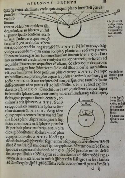Libros antiguos: COSMOGRAPHIA. - MAUROLICO, Francesco. 1543. Con grabados de figuras geométricas y astronómicas. - Foto 4 - 109024332