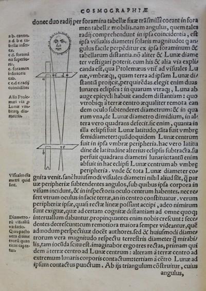 Libros antiguos: COSMOGRAPHIA. - MAUROLICO, Francesco. 1543. Con grabados de figuras geométricas y astronómicas. - Foto 5 - 109024332