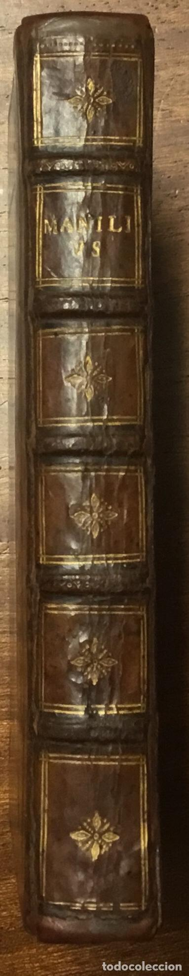 Libros antiguos: M. MANILI ASTRONOMICON LIBRI QUINQUE... Eiusdem Ios. Scaligeri commentarius in eosdem libros, et cas - Foto 7 - 109022442