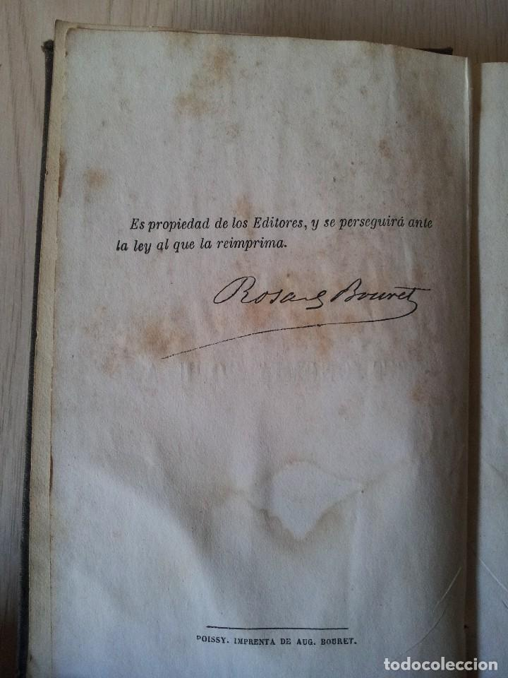 Libros antiguos: D. ANTONIO DE MIRANDA DE LA MADRID - MANUAL DE ASTRONOMIA POPULAR CON GRABADOS - 1863 - Foto 2 - 110953331