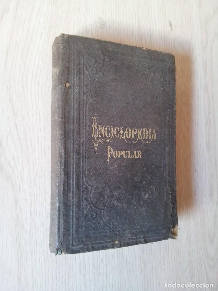 Libros antiguos: D. ANTONIO DE MIRANDA DE LA MADRID - MANUAL DE ASTRONOMIA POPULAR CON GRABADOS - 1863 - Foto 10 - 110953331