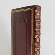 Libros antiguos: COSMOGRAPHIA. - MAUROLICO, FRANCESCO. 1543. CON GRABADOS DE FIGURAS GEOMÉTRICAS Y ASTRONÓMICAS.. Lote 109024332