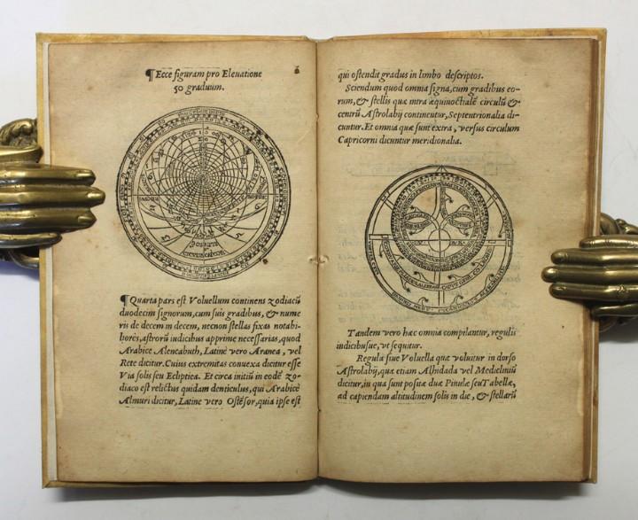 Libros antiguos: ASTROLABII DECLARATIO, eiusdemque usus mire iucundus, no[n] modi Astrologis, Medicis, Geographis, ca - Foto 2 - 109022951