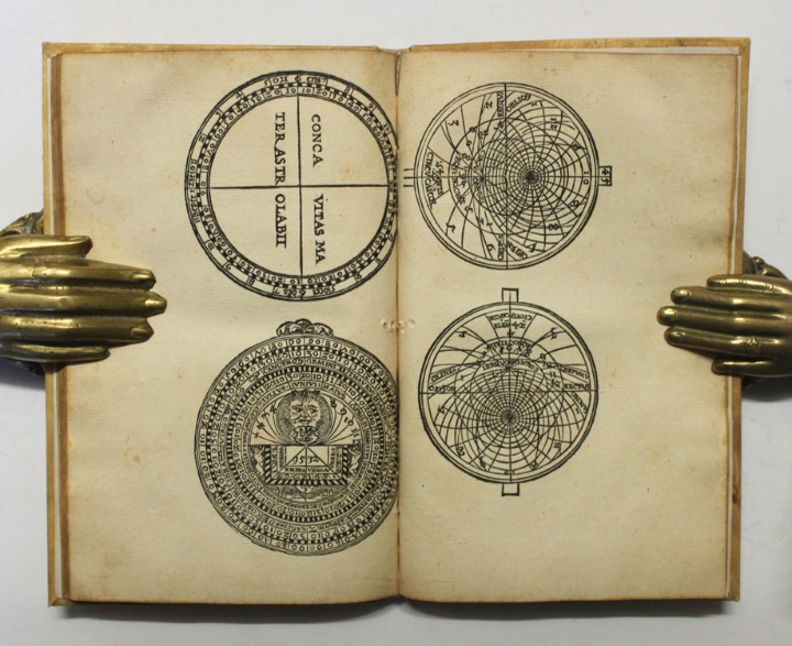 Libros antiguos: ASTROLABII DECLARATIO, eiusdemque usus mire iucundus, no[n] modi Astrologis, Medicis, Geographis, ca - Foto 4 - 109022951