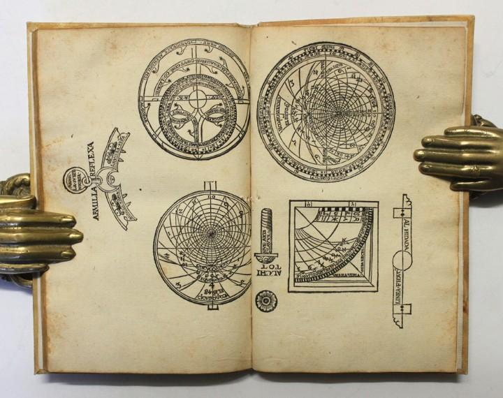 Libros antiguos: ASTROLABII DECLARATIO, eiusdemque usus mire iucundus, no[n] modi Astrologis, Medicis, Geographis, ca - Foto 5 - 109022951