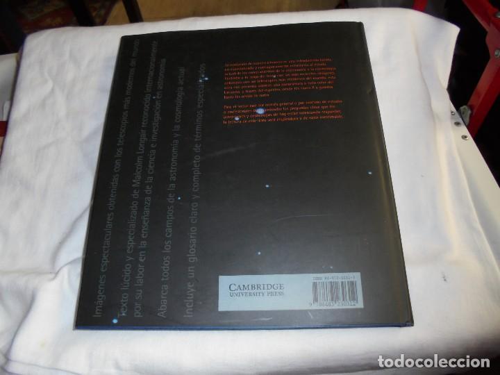 Libros antiguos: LA EVOLUCION DE NUESTRO UNIVERSO.MALCOLM S.LONGAIR.CAMBRIDGE UNIVERSITY 1998.-1ª EDICION - Foto 9 - 113603327