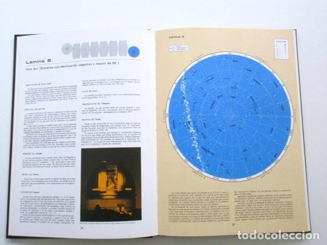 Libros antiguos: ATLAS DEL ESPACIO + 8 LÁMINAS PARA INTERPRETARLO, ESTADO IMPECABLE, VER FOTOS, AÑO 1987 - Foto 5 - 115748711