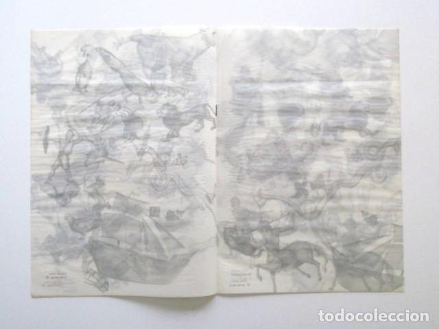 Libros antiguos: ATLAS DEL ESPACIO + 8 LÁMINAS PARA INTERPRETARLO, ESTADO IMPECABLE, VER FOTOS, AÑO 1987 - Foto 6 - 115748711